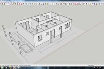 Ja spravím 3d model v programe SketchUp - Jaspravim.sk
