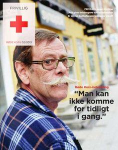 Røde Kors Frivillig
