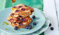 pancakes met power