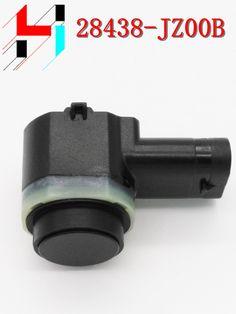 28438JZ00B Grey Parking Distance Control Sensor with Holder for Renault Koleos