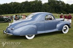 1941 Lincoln Zephyr   1941 Lincoln Zephyr coupe