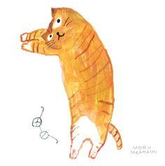 orange cat dropping his glasses Animal Art, Animal Drawings, Drawings, Cat Art, Illustration Art, Art, Animal Illustration, Cat Drawing, Cute Illustration