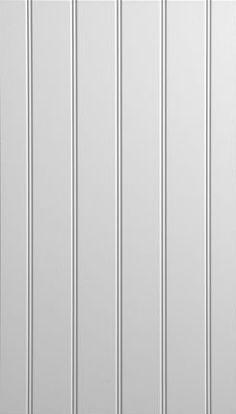 Bottom half of wall - vj panelling
