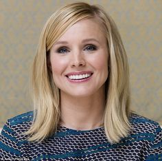 kristen bell - I like the hairstyle and length.