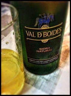 El Alma del Vino.: Llagar Sidra Castañón Sidra Natural Val De Boides Cosecha 2013.