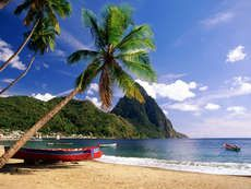 St. Lucia, Nyugat-Indiák, Karib-szigetek