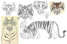 Matt Dawson: tigers...