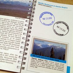My last and best #traveltip for exploring national parks with your toddler  start a national parks passport! Collect scenic stickers from each park you visit and stamp out the date and location of each stop along your journey. We hope Virginia will love looking back at her passport someday filled with a lifetime of memories in our national parks! Thanks for letting me share our @OlympicNationalPark vacation with you. Cheers! CC #NPCA #FindYourVoice #FindYourPark #OlympicNationalPark…