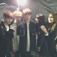 xD :') Btob Changsub, Idol, Korean, Concert, Ships, Friends, Pink, Amigos, Boats