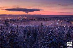 Rovaniemi city surrounded by winter magic! Taken yesterday in #Rovaniemi #Lapland #Finland #visitrovaniemi #visitlapland #visitfinland #visitfinlandjp #thisisfinland #treeporn #wintermagic #ArcticCircle #ourfinland #ourfinland #visitarcticeurope #рованиеми #лапландия #финляндия #зимняясказка #полярныйкруг #lappi #suomi #kaamos #polarnight #полярнаяночь #polarnightmagic