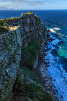 """500px / Photo """"Cape Point"""" by Tom Harrison"""
