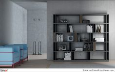 EmmeBi Brera - EmmeBi boekenkasten - foto's & verkoopadressen op Liever interieur