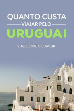Quanto custa viajar para o Uruguai. Na foto, a Casapueblo, perto de Punta del Este, Uruguai. Créditos: DFLC Prints / Fonte: Shutterstock