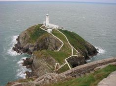 Island of Anglesey, Wales,UK: Port Lynas: Lighthouse Dream Vacations, Vacation Spots, Wales Tourism, Anglesey Wales, Lighthouse Pictures, Wales Uk, British Isles, Oh The Places You'll Go, Trip Advisor