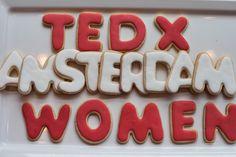 #unraveled #TEDxAmsWomen @Concertgebouw Amsterdam