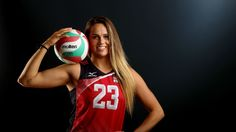 Check out the hottest photos of US Olympic volleyball player Kelsey Robinson. The is making her Olympic debut in Rio. Olympic Volleyball Players, Usa Volleyball, Volleyball Photography, Team Photography, Us Olympics, Rio Olympics 2016, Team Usa, A Team, Kelsey Robinson