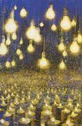 lithography by Frank Brunner Light Study, Light Art, Light Bulb, Ap Studio Art, Nordic Art, Arts Ed, Graphic Design Art, Art Studios, Love Art