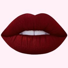 """Wicked"" (Blood Red) from Lime Crime!"