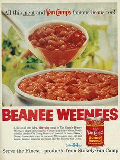 10 Van Camp S Ideas Vintage Recipes Food Ads Pork N Beans