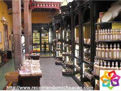 MICHOACÁN MÁGICO. ¿Sabes una de las cosas por la que es famoso Morelia? Entre otras muchas cosas, es famosa por sus dulces que son aclamados en el mundo entero, tanto,  que hasta tienen un museo dedicado a este manjar con más de 300 dulces diferentes . AG HOTEL http://www.aghotel.com.mx/