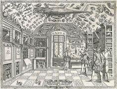 Cabinet de curiosite