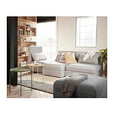 IKEA - GLADOM, Bakkebord, lysegul, , Bakken er aftagelig og kan bruges til servering.Bakkens kanter gør den nem at bære og reducerer risikoen for, at glas eller skåle glider af.Overfladen er fremstillet af pulverlakeret stål og er holdbar og nem at rengøre.Du kan nemt løfte og bære hele bordet, f.eks. fra sofaen til den lænestol, hvor du vil sidde og læse.