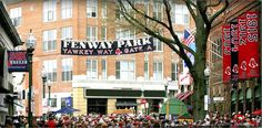Yawkey Way Store - One stop shop for all things BoSox.  Right across from Fenway Park.