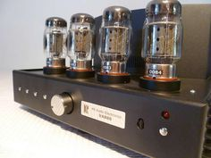 KR AUDIO VA900 TUBE INTEGRATED AMP REVIEW