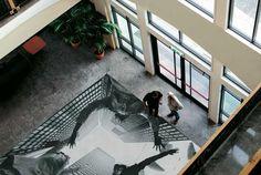 Pavimento in mosaico per negozi