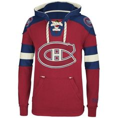 Reebok Colorado Avalanche Burgundy Pullover Hoodie is available now at FansEdge. Montreal Canadiens, Colorado Avalanche, Reebok, Hockey Outfits, Hockey Sweater, Nhl Shop, Columbus Blue Jackets, Red Hoodie, Hoodies