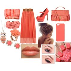 """""""I Like Shopping In A Summer Day!"""" by crystalblack6 on Polyvore"""