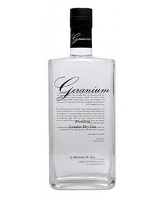 Geranium London Dry Gin $26.31