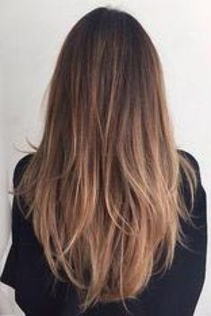 Brown Hair with Blonde Tips   Brown Hair with Blonde Tips in 2018 ...
