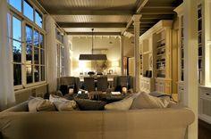 Things We Love: Paneled Ceilings