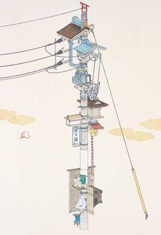 【ロングインタビュー】山口晃 45歳 酉年 画家 手習い - Yahoo! BEAUTY