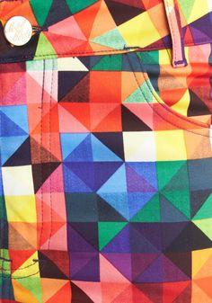 It's a Colorful Life Pants
