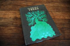 The Night Life of Trees. Gorgeous hand-screen-printed and bound book based on the folklore of the Gond tribe in central India.