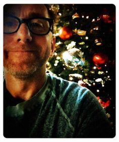 christmas tim. love the tree