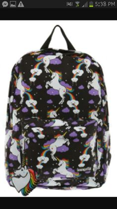 af7d0d21d8 Loungefly Unicorn Cloud Backpack is Sold Out of course. Damnit I need this!
