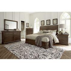 Found it at Wayfair - St. Germain Sleigh Customizable Bedroom Set