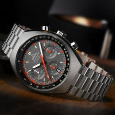 MARK II Co-Axial Chronograph by Omega