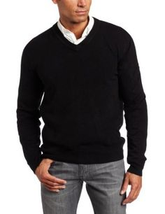 Dockers Men's Soft Acrylic Pullover Sweater