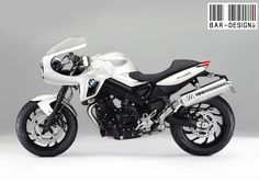 Bmw F800 CR by Luca Bar