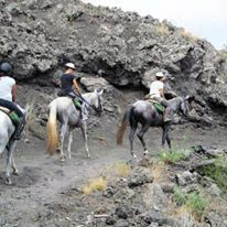 Majestic Etna (6days). Horse riding holiday, Sicily, www.stable-mates.com