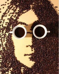 Coffe - Lennon #coffee, #drinks, #pinsland, https://apps.facebook.com/yangutu