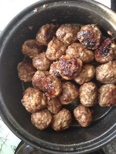 Paleo Maple Meatballs  Like With Carr on Facebook to get all my recipes.
