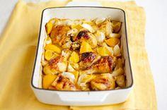Slow-Roasted Lemon Chicken