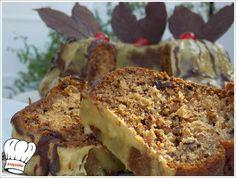 ΚΕΙΚ ΜΠΑΝΑΝΑΣ!!! | Νόστιμες Συνταγές της Γωγώς Snickerdoodle Cake, Greek Desserts, Brownie Cake, Brownies, Meatloaf, Cupcake Cakes, Cupcakes, Sweet Recipes, Banana Bread
