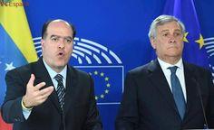La Unión Europea discutirá la imposición de sanciones contra el régimen de Maduro
