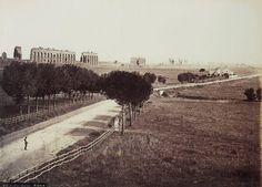 Via Appia Nuova (Altobelli, 1870)